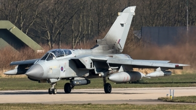 Photo ID 204641 by Thomas Ziegler - Aviation-Media. UK Air Force Panavia Tornado GR4, ZA459