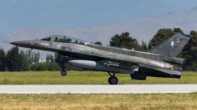 Photo ID 204626 by Thomas Ziegler - Aviation-Media. Greece Air Force General Dynamics F 16D Fighting Falcon, 600
