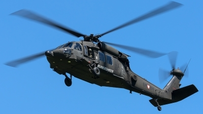 Photo ID 204651 by Thomas Ziegler - Aviation-Media. Austria Air Force Sikorsky S 70A 42 Black Hawk, 6M BH