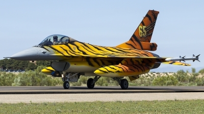 Photo ID 204687 by Jorge Guerra. Belgium Air Force General Dynamics F 16AM Fighting Falcon, FA 77