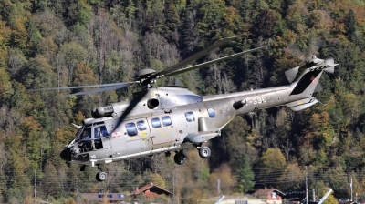 Photo ID 204709 by Milos Ruza. Switzerland Air Force Aerospatiale AS 532UL Cougar, T 336
