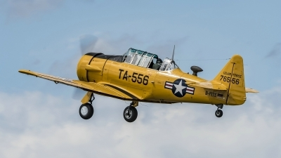 Photo ID 204826 by Martin Thoeni - Powerplanes. Private Private Noorduyn AT 16 Harvard II, D FITE