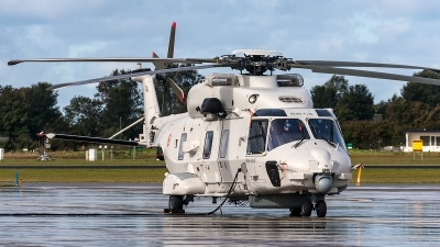 Photo ID 204737 by Jan Eenling. Belgium Navy NHI NH 90TTH, RN04