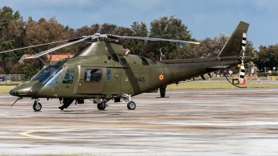 Photo ID 204875 by Jan Eenling. Belgium Army Agusta A 109HO A 109BA, H45