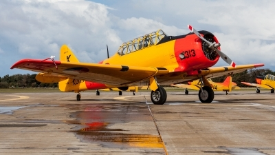 Photo ID 204751 by Jan Eenling. Private Wings over Holland North American AT 6A Harvard, PH TXN