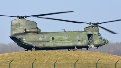 Photo ID 212070 by Robert Flinzner. Netherlands Air Force Boeing Vertol CH 47D Chinook, D 665