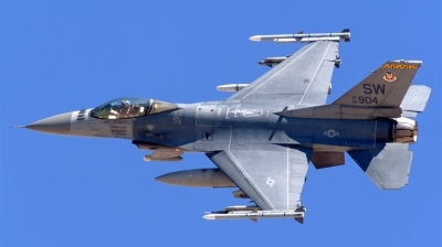 Photo ID 204784 by Mark Munzel. USA Air Force General Dynamics F 16C Fighting Falcon, 92 3904