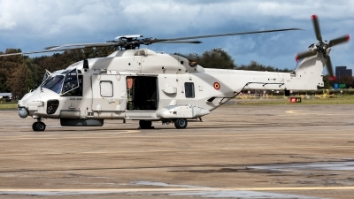 Photo ID 204800 by Jan Eenling. Belgium Navy NHI NH 90TTH, RN04