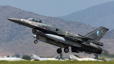 Photo ID 204807 by Thomas Ziegler - Aviation-Media. Greece Air Force General Dynamics F 16C Fighting Falcon, 508