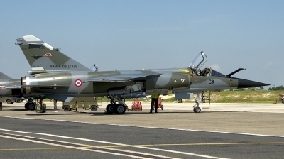 Photo ID 204858 by Robert Flinzner. France Air Force Dassault Mirage F1CR, 634