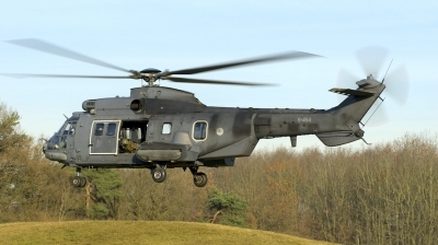 Photo ID 204859 by Robert Flinzner. Netherlands Air Force Aerospatiale AS 532U2 Cougar MkII, S 454