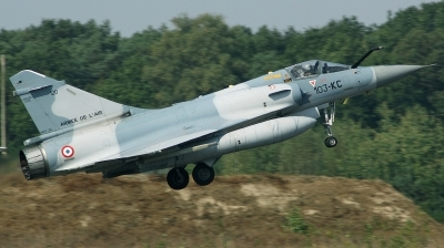 Photo ID 204993 by Arie van Groen. France Air Force Dassault Mirage 2000C, 120