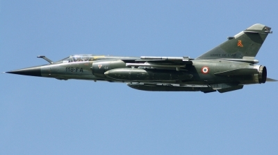 Photo ID 204950 by Arie van Groen. France Air Force Dassault Mirage F1CR, 622