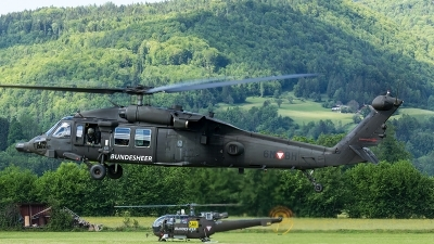 Photo ID 204920 by Thomas Ziegler - Aviation-Media. Austria Air Force Sikorsky S 70A 42 Black Hawk, 6M BH
