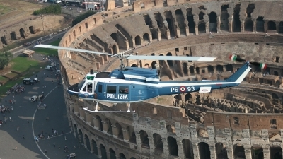 Photo ID 2646 by Braccini Riccardo - Aviopress. Italy Polizia Agusta AB 212, MM81652