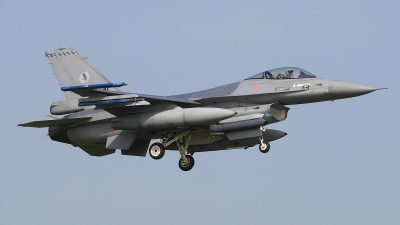 Photo ID 205065 by Peter Boschert. Netherlands Air Force General Dynamics F 16AM Fighting Falcon, J 009