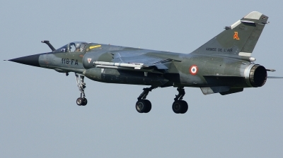 Photo ID 205214 by Arie van Groen. France Air Force Dassault Mirage F1CR, 622