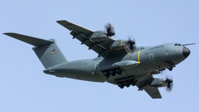 Photo ID 205246 by Thomas Ziegler - Aviation-Media. Germany Air Force Airbus A400M Atlas, 54 06