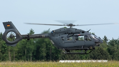 Photo ID 205257 by Thomas Ziegler - Aviation-Media. Germany Air Force Eurocopter EC 645T2, 76 11