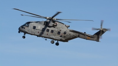 Photo ID 205370 by Filippo Palla. Italy Navy Agusta Westland AW101 Mk410, MM81495