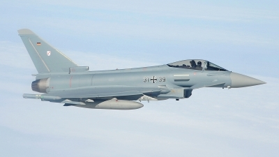 Photo ID 206176 by Peter Boschert. Germany Air Force Eurofighter EF 2000 Typhoon S, 31 39