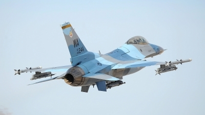 Photo ID 205357 by Peter Boschert. USA Air Force General Dynamics F 16C Fighting Falcon, 84 1244