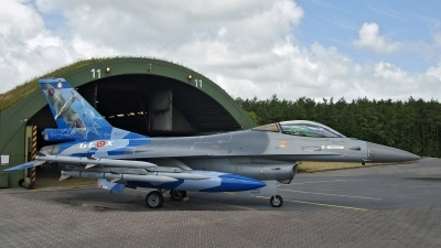 Photo ID 205390 by huelsmann heinz. Belgium Air Force General Dynamics F 16AM Fighting Falcon, FA 110