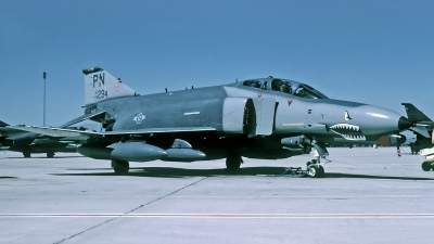 Photo ID 205457 by David F. Brown. USA Air Force McDonnell Douglas F 4G Phantom II, 69 7294