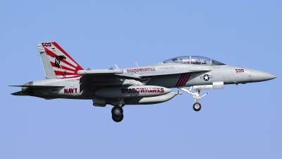 Photo ID 205477 by Atsushi Kameda. USA Navy Boeing EA 18G Growler, 168893