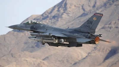 Photo ID 205512 by Peter Boschert. USA Air Force General Dynamics F 16C Fighting Falcon, 94 0046