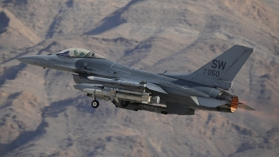 Photo ID 205513 by Peter Boschert. USA Air Force General Dynamics F 16C Fighting Falcon, 01 7050