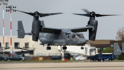 Photo ID 205495 by Adrian Stürmer. USA Air Force Bell Boeing CV 22B Osprey, 11 0061