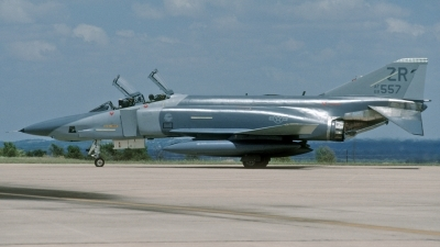 Photo ID 205485 by David F. Brown. USA Air Force McDonnell Douglas RF 4C Phantom II, 68 0557