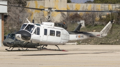 Photo ID 205564 by Ruben Galindo. Spain Army Bell UH 1H Iroquois 205, HU 10 75