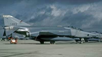 Photo ID 205548 by David F. Brown. USA Air Force McDonnell Douglas RF 4C Phantom II, 67 0463