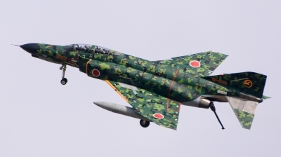 Photo ID 205604 by Mark Munzel. Japan Air Force McDonnell Douglas F 4EJ KAI Phantom II, 87 8409