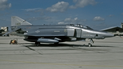 Photo ID 205550 by David F. Brown. USA Air Force McDonnell Douglas RF 4C Phantom II, 66 0425