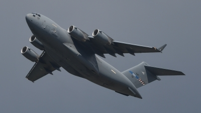 Photo ID 205600 by Luca Fahrni. NATO Strategic Airlift Capability Boeing C 17A Globemaster III, 08 0002
