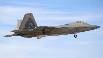 Photo ID 205654 by Peter Boschert. USA Air Force Lockheed Martin F 22A Raptor, 04 4082