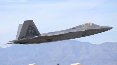 Photo ID 205655 by Peter Boschert. USA Air Force Lockheed Martin F 22A Raptor, 08 4171