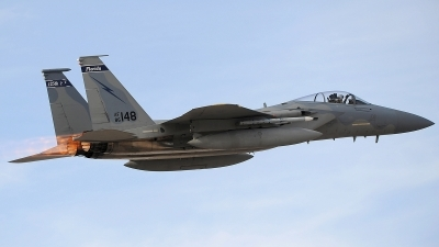 Photo ID 205637 by Peter Boschert. USA Air Force McDonnell Douglas F 15C Eagle, 86 0148