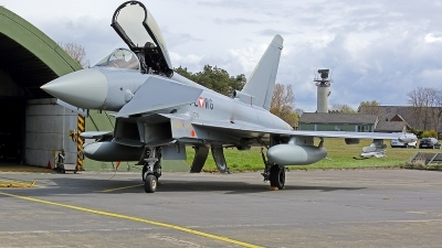 Photo ID 205661 by Matthias Bienentreu. Austria Air Force Eurofighter EF 2000 Typhoon S, 7L WG