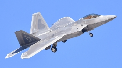 Photo ID 205677 by Lieuwe Hofstra. USA Air Force Lockheed Martin F 22A Raptor, 04 4082