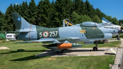 Photo ID 205694 by Adolfo Bento de Urquia. Italy Air Force Fiat G 91R3, 5 257