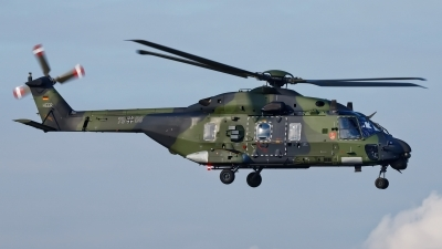 Photo ID 205707 by Rainer Mueller. Germany Army NHI NH 90TTH, 79 08