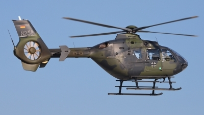 Photo ID 205881 by Rainer Mueller. Germany Army Eurocopter EC 135T1, 82 59