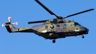 Photo ID 205709 by Rainer Mueller. Germany Army NHI NH 90TTH, 79 29
