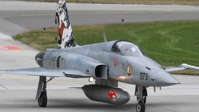 Photo ID 205710 by Luca Fahrni. Switzerland Air Force Northrop F 5E Tiger II, J 3073