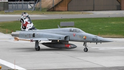 Photo ID 206174 by Luca Fahrni. Switzerland Air Force Northrop F 5E Tiger II, J 3073