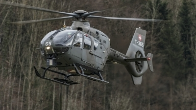 Photo ID 205729 by Martin Thoeni - Powerplanes. Switzerland Air Force Eurocopter EC 635P2, T 365